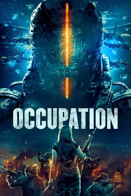 Movie poster of Occupation