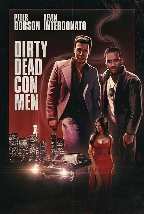 Movie poster of Dirty Dead Con Men
