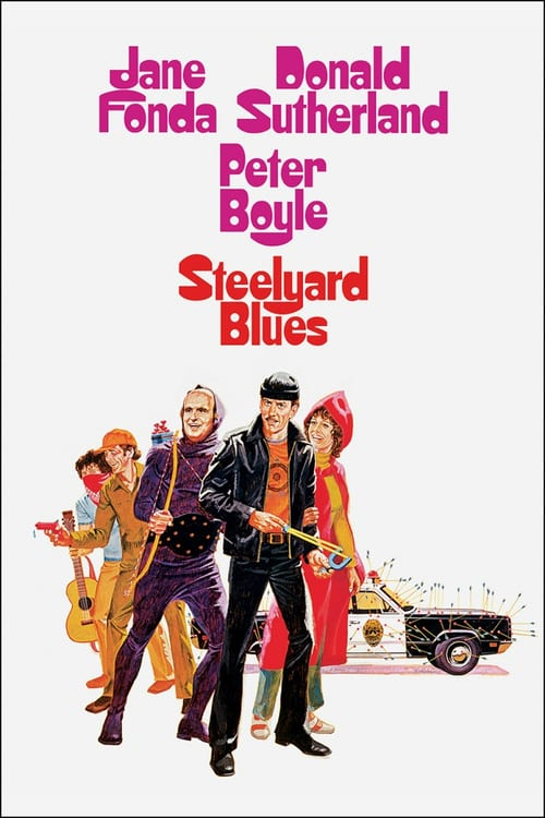 Movie poster of Steelyard Blues