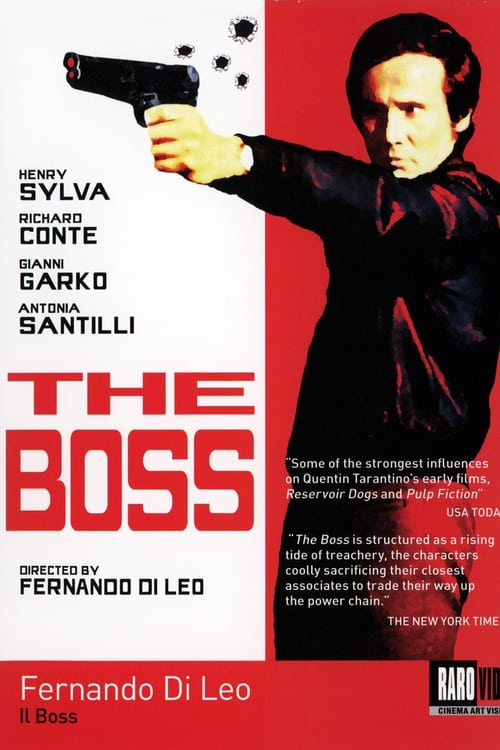 Movie poster of The Boss
