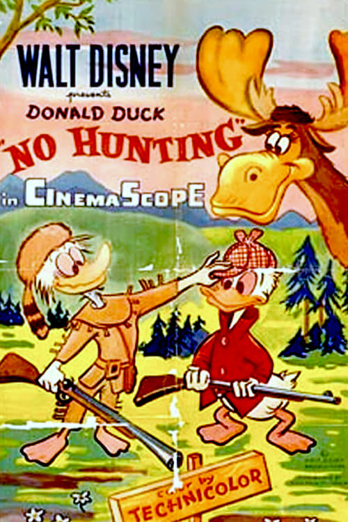 Movie poster of No Hunting