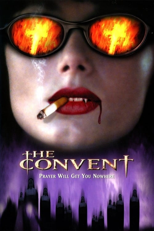 Movie poster of The Convent