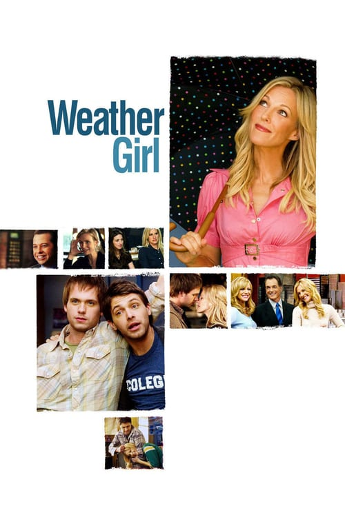 Movie poster of Weather Girl