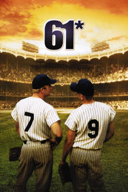 Movie poster of 61*
