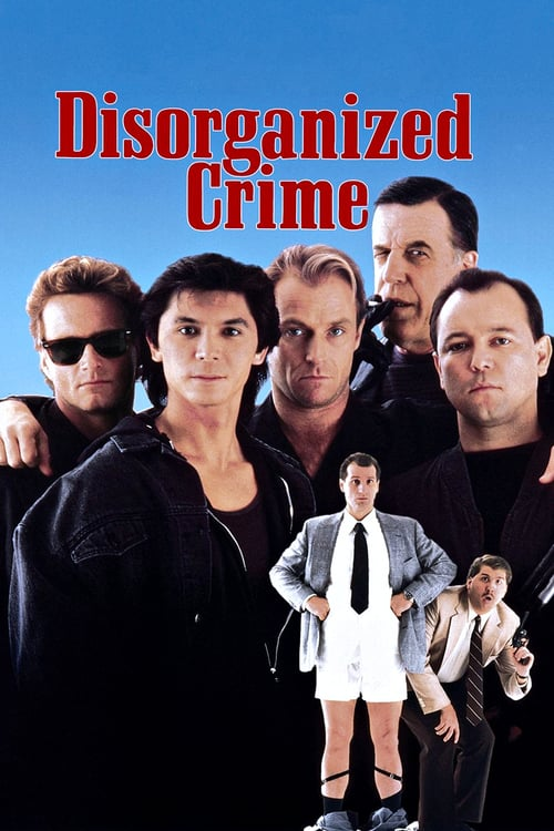 Movie poster of Disorganized Crime