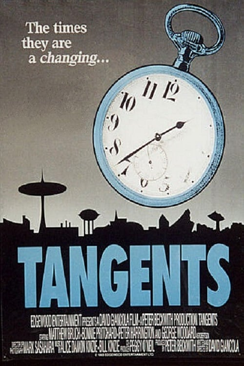 Movie poster of Tangents