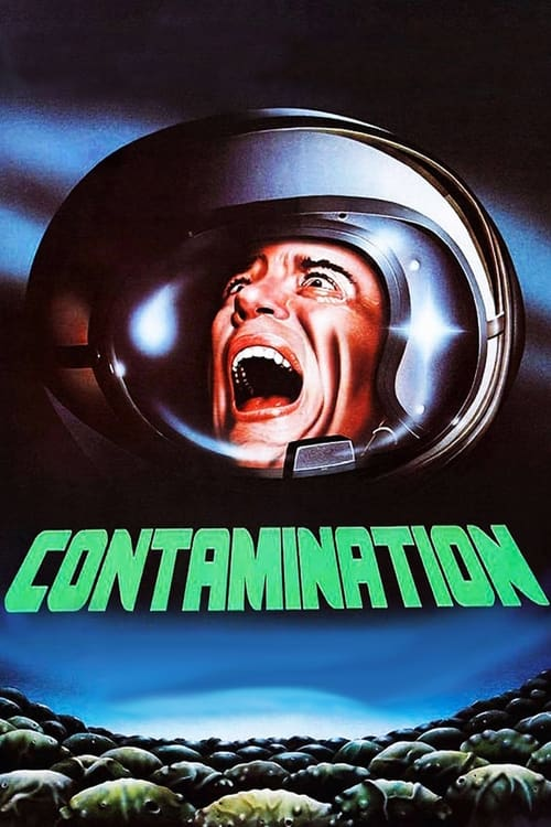 Movie poster of Contamination
