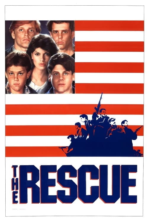Movie poster of The Rescue