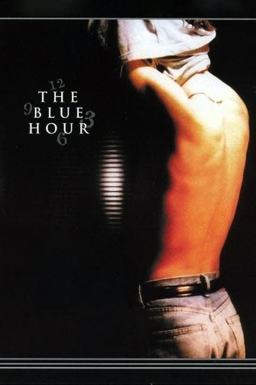 Movie poster of The Blue Hour