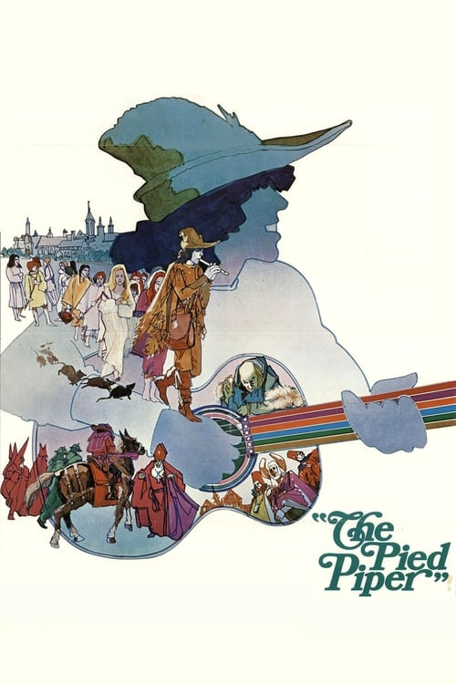 Movie poster of The Pied Piper