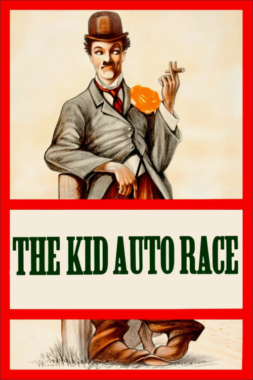 Movie poster of Kid Auto Races at Venice