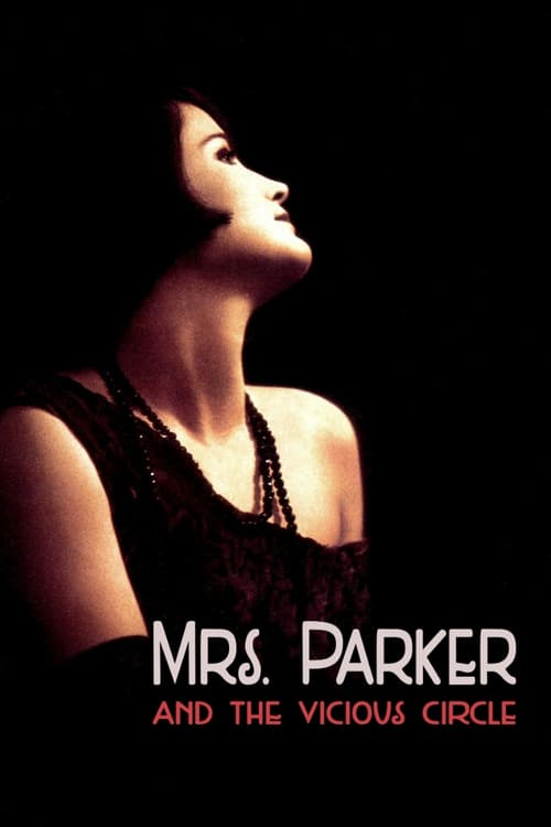 Movie poster of Mrs. Parker and the Vicious Circle