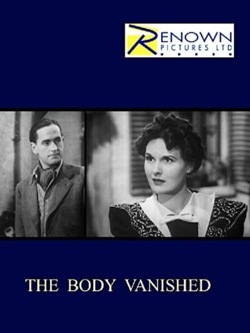 Movie poster of The Body Vanished