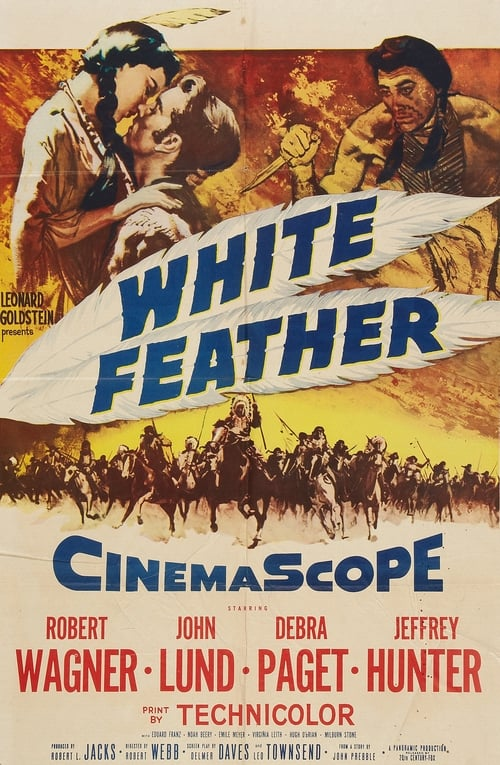 Movie poster of White Feather