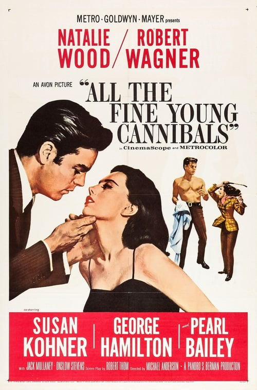 Movie poster of All the Fine Young Cannibals