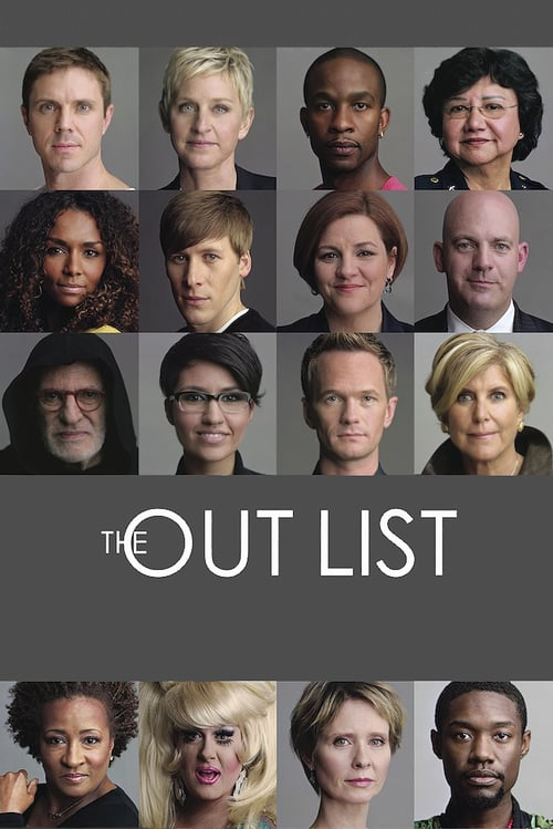 Movie poster of The Out List