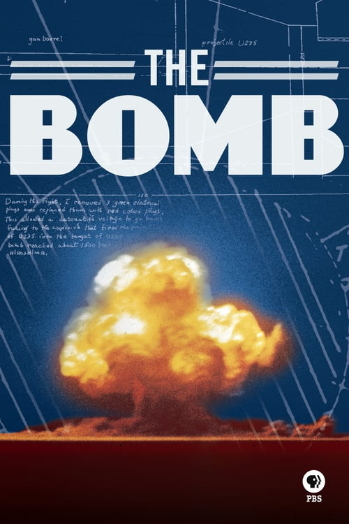 Movie poster of The Bomb