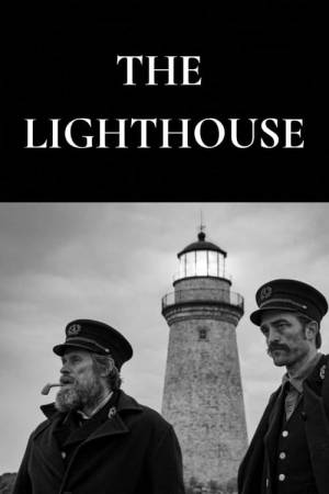 Movie poster of The Lighthouse