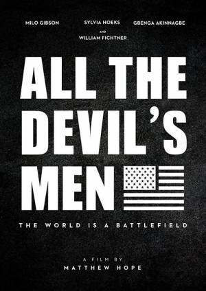 Movie poster of All the Devil's Men