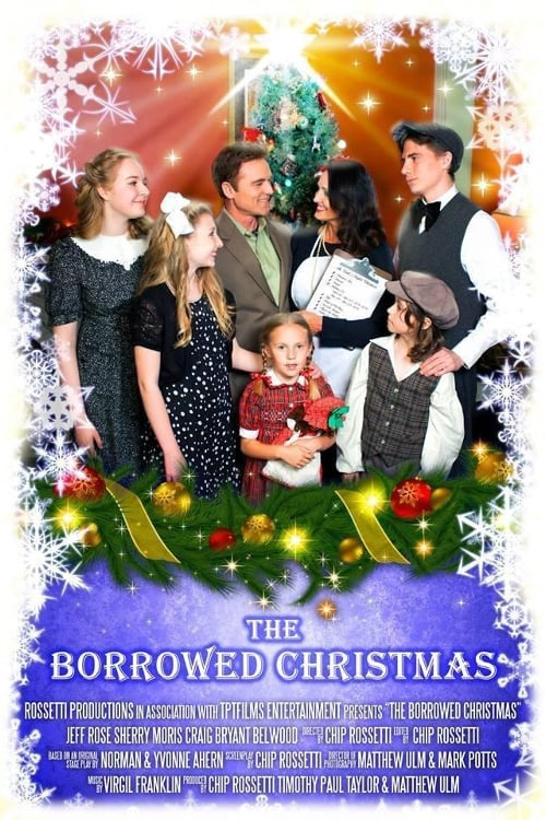 Movie poster of The Borrowed Christmas