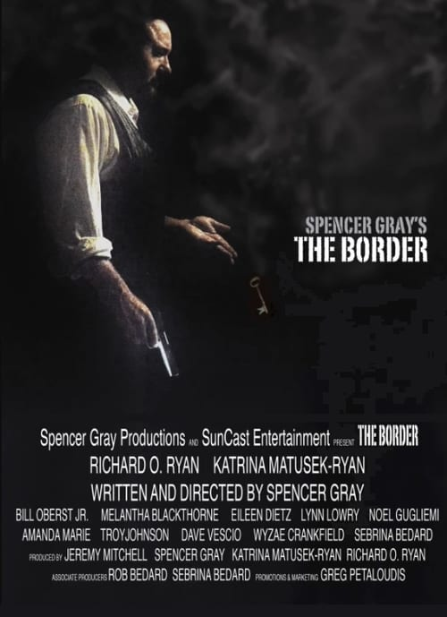 Movie poster of The Border