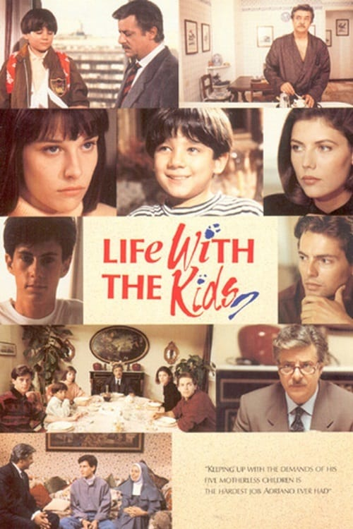 Movie poster of Life With The Kids