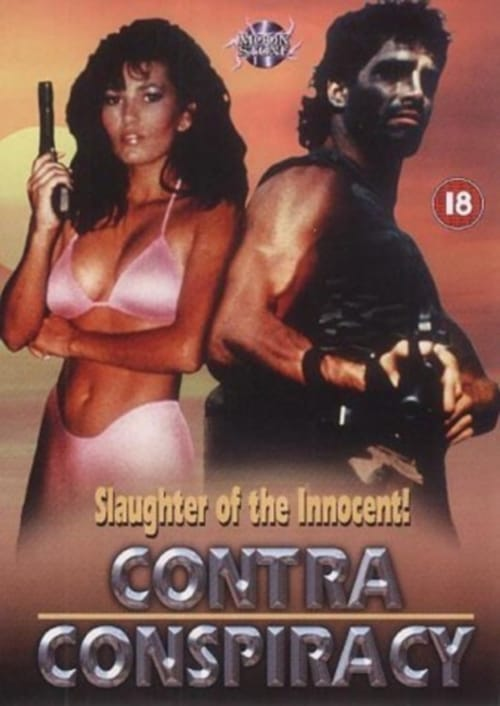 Movie poster of Contra Conspiracy