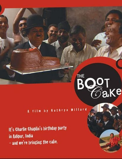 Movie poster of The Boot Cake