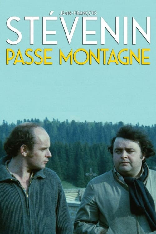 Movie poster of Mountain Pass