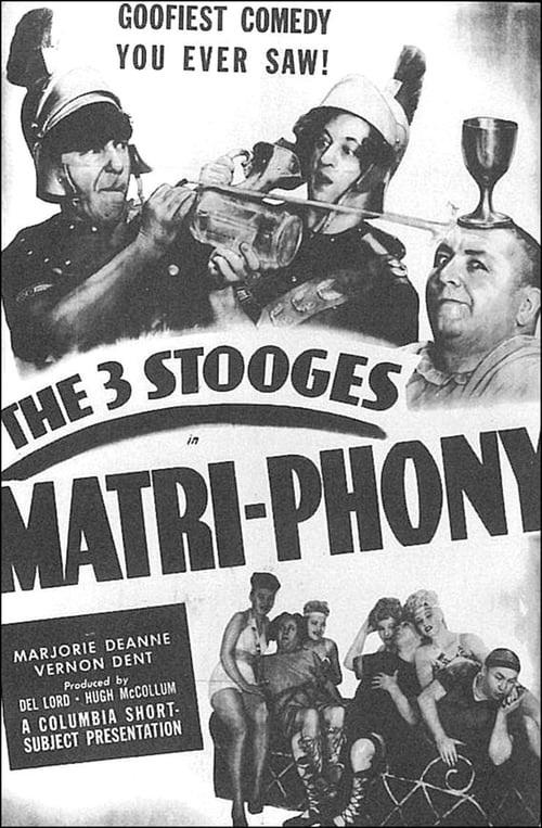 Movie poster of Matri-Phony