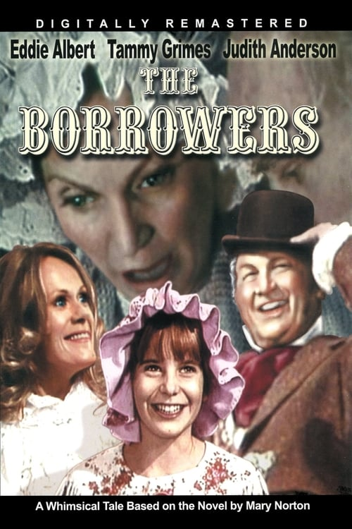 Filmplakat von The Borrowers