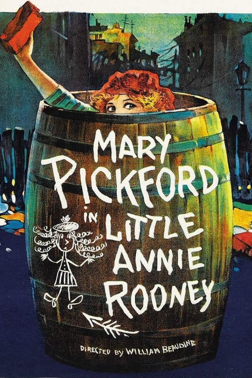 Movie poster of Little Annie Rooney