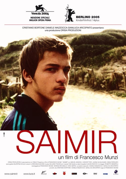 Movie poster of Saimir