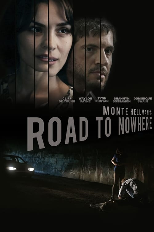 Movie poster of Road to Nowhere