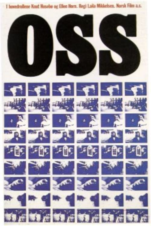 Movie poster of Oss