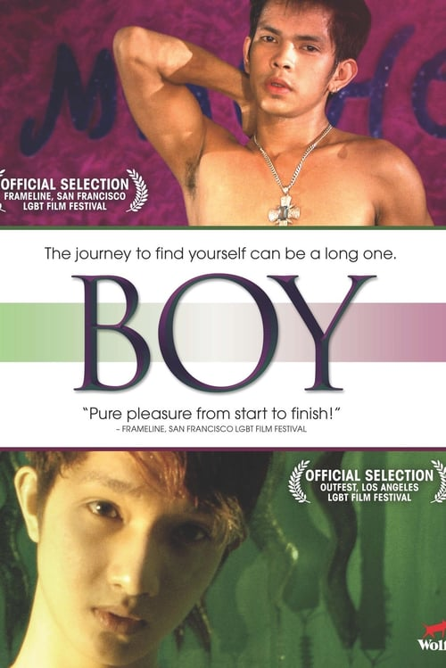 Movie poster of Boy
