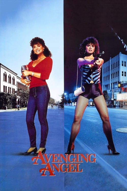 Movie poster of Avenging Angel