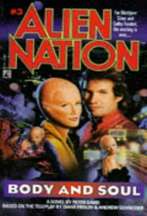 Movie poster of Alien Nation: Body and Soul