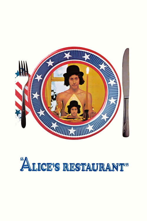 Movie poster of Alice's Restaurant