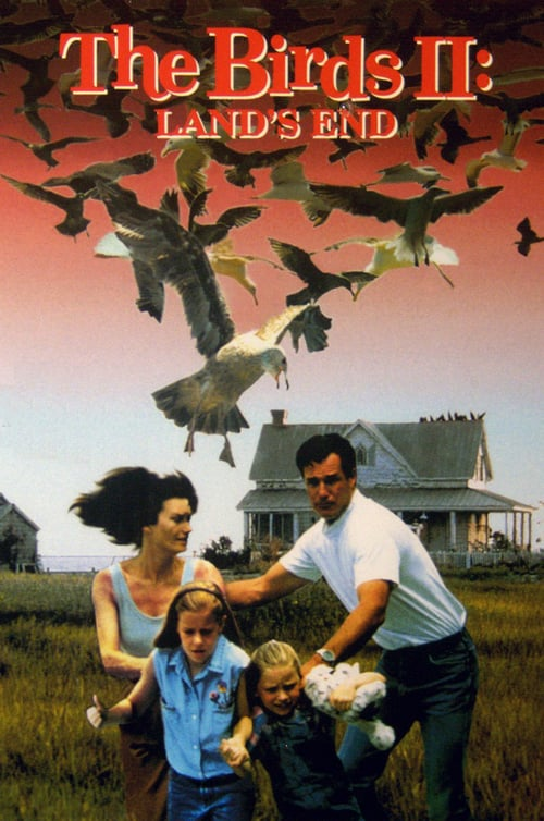 Movie poster of The Birds II: Land's End