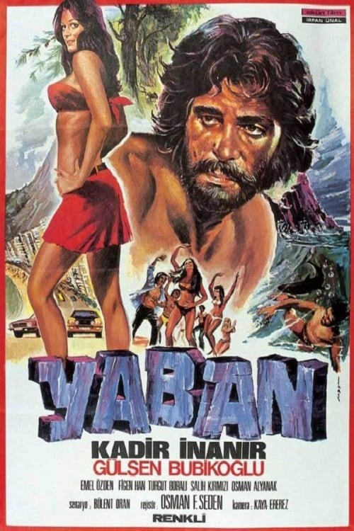 Movie poster of Yaban