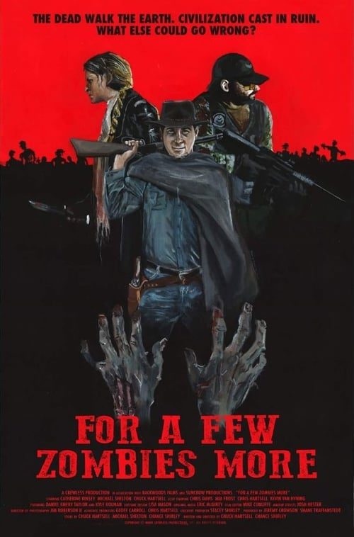 Movie poster of For a Few Zombies More