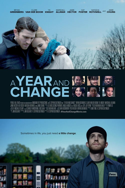 Movie poster of A Year and Change