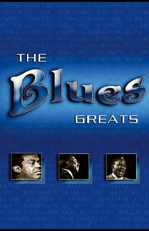 Filmplakat von The Blues Greats