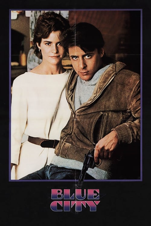 Movie poster of Blue City