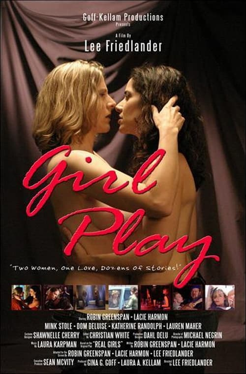 Movie poster of Girl Play
