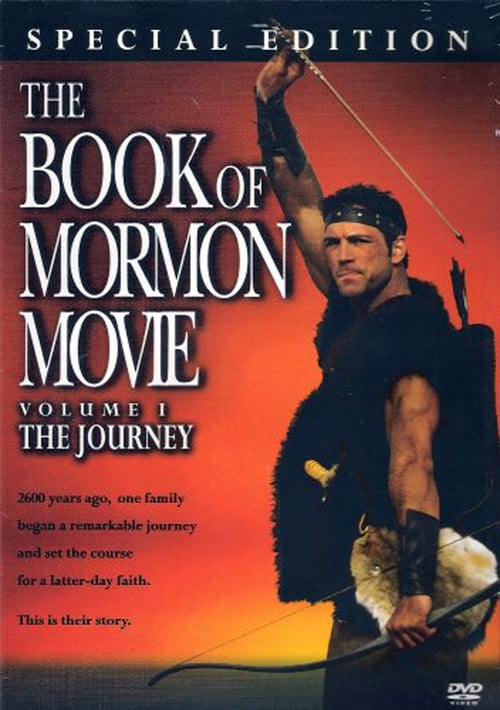Movie poster of The Book of Mormon Movie, Volume 1: The Journey