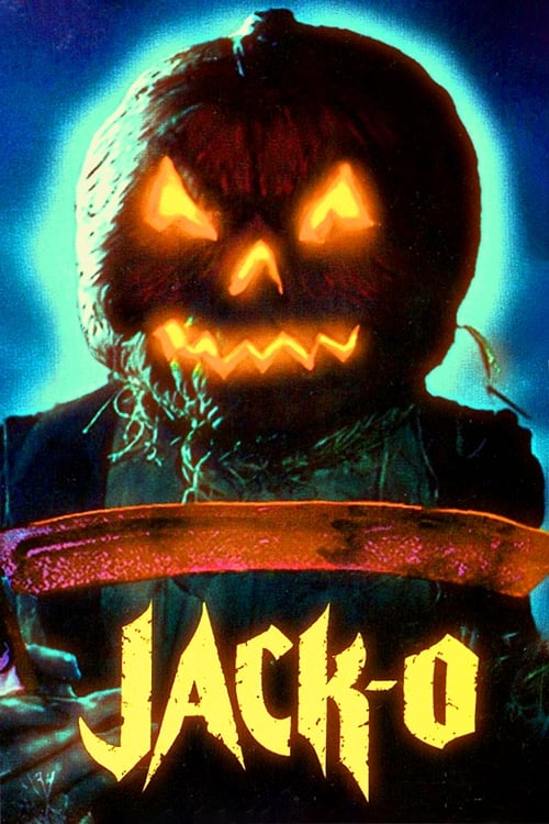 Movie poster of Jack-O
