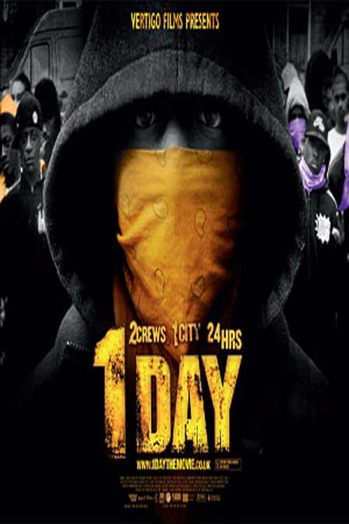Movie poster of 1 Day