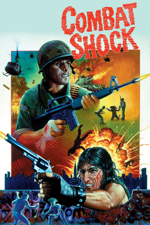 Movie poster of Combat Shock